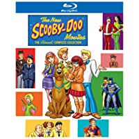 The New Scooby-Doo Movies: The Complete Collection Blu-ray Deals