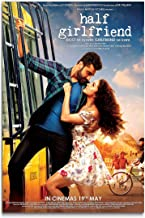 Tamatina Movie Wall Poster - Half Girlfriend - Large Size Poster - 36 inches x 24 inches - HD Quality Poster