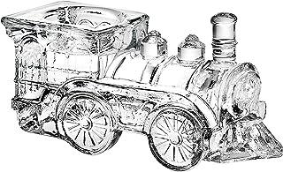 Godinger Votive Candle Holder Holiday Crystal Train Engine