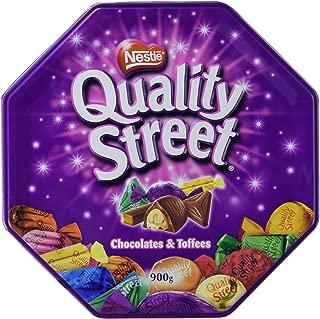 Nestle Quality Street Chocolates 900g Tin