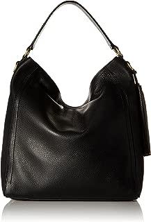 Cole Haan Cassidy Bucket Hobo Leather Bag