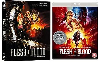 Flesh & Blood Eureka Classics Dual Format