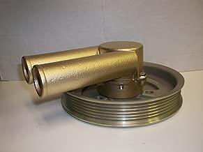 New serpentine belt impeller water pump for Volvo Penta 21214599
