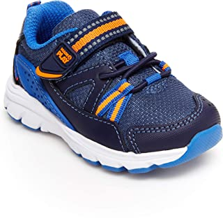 Stride Rite Kids' Made2Play Athletic Journey Sneakers, Navy