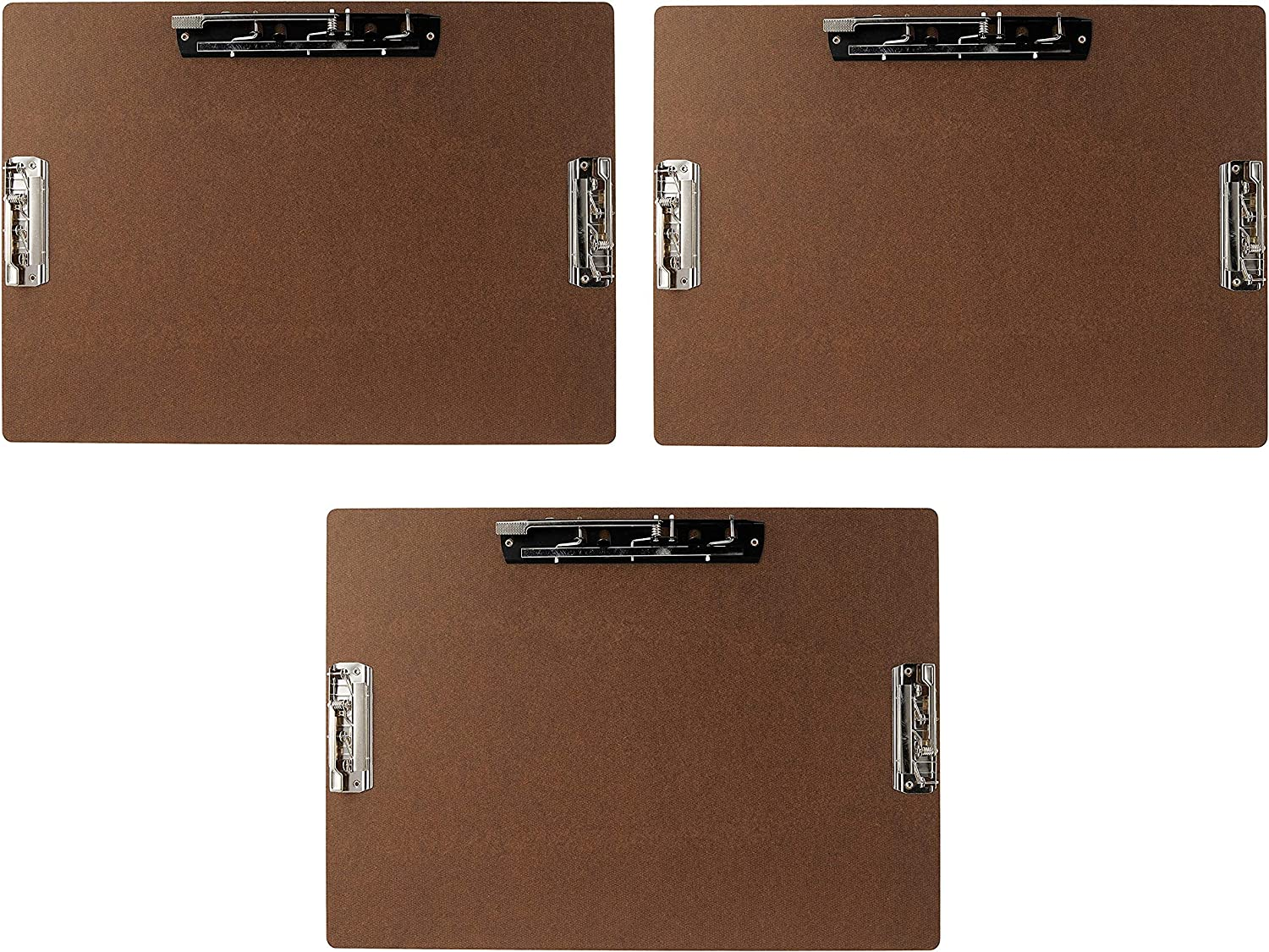 17 x 11 Inches Hardboard Clipboard Outstanding Operated Lever Cl 8-Inch Weekly update with
