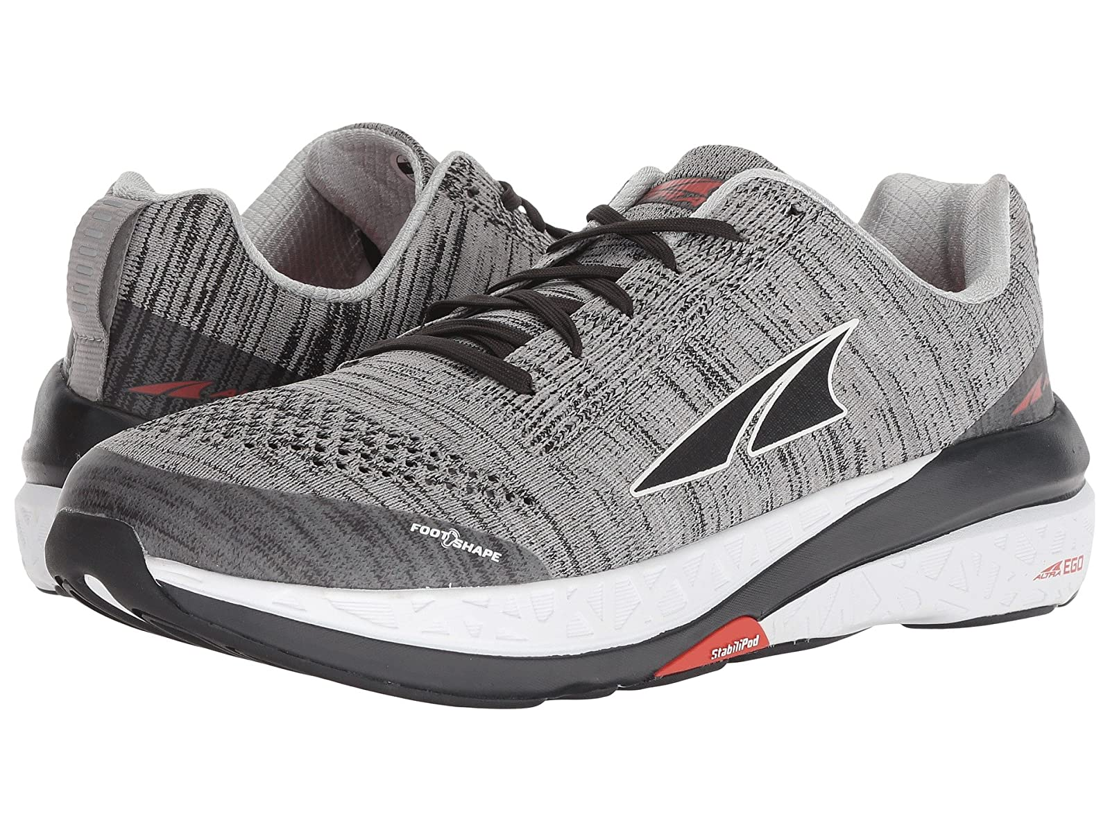 Altra Footwear Paradigm 4Atmospheric grades have affordable shoes