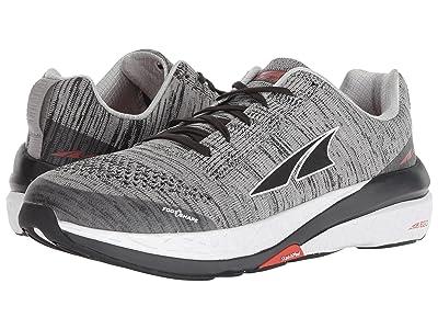 Altra Footwear Paradigm 4 (Gray/Red) Men