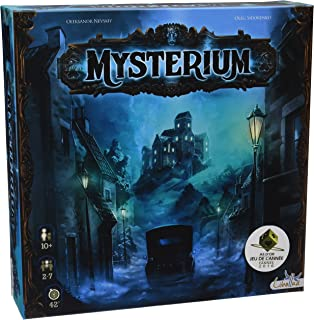 Asmodee – Mysterium in Spanish Edition (mys01es)