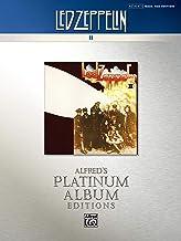 Led Zeppelin -- II Platinum Bass Guitar: Authentic Bass TAB (Alfred's Platinum Album Editions)