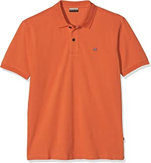 Elios Amber Orange Polo para Hombre