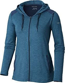 Women's Place to Place Full Zip Jacket, Breathable, UV Protection