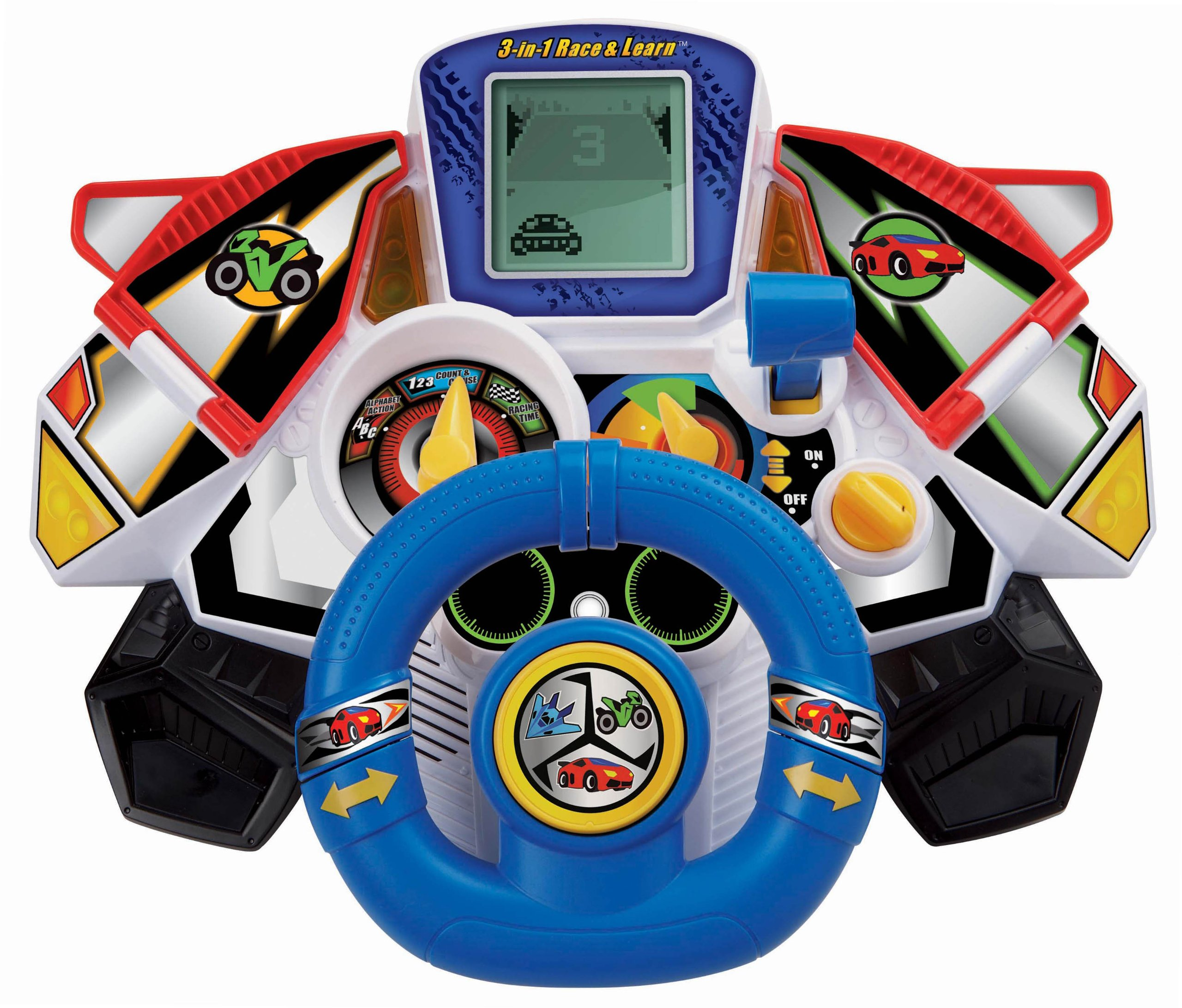 VTech 3-in-1 Race and Learn  sc 1 st  Amazon.com & 4 Year Old Boy Toys: Amazon.com