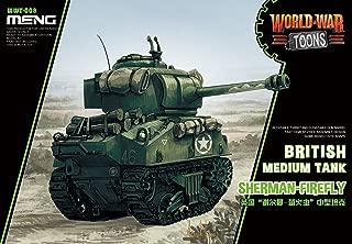 Meng MNGWWT-008 Model kit, Various