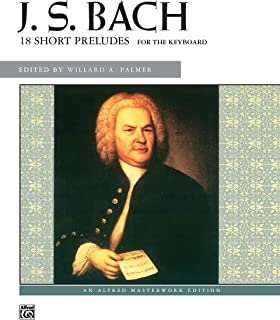 Best bach little preludes Reviews