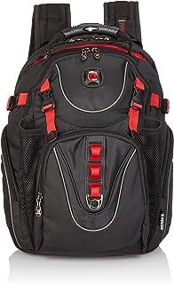 """Wenger Luggage Maxxum 16"""" Laptop Backpack, Black, One Size"""