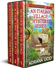 An Italian Village Mystery Series: Books 1-3 (A Cozy Mystery Box Set Book 1)