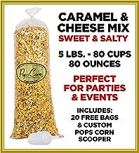 Gourmet Caramel Popcorn & Cheese Popcorn Mix-Sweet & Salty-Chicago Mix-