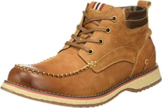 Action Shoes Men's Leather Boots