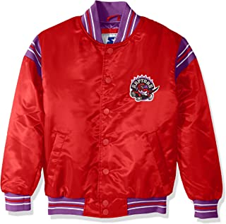 retro raptors jacket