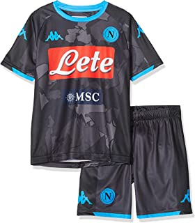 ssc napoli District, Kit Gara Unisex Bambini