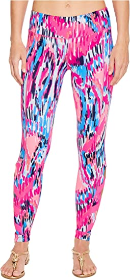 Lilly Pulitzer - Luxletic Caille Weekender Leggings