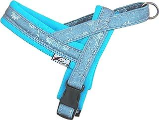 フィンネロ (FinNero) スノー T型クッションハーネス ターコイズ 1.5サイズ