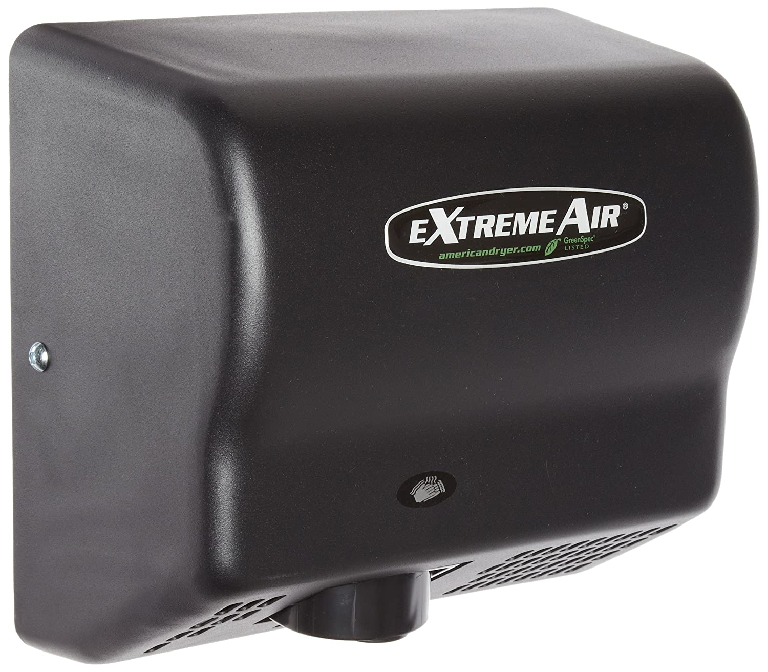 American Dryer ExtremeAir GXT9-BG Steel Cover High-Speed Automat