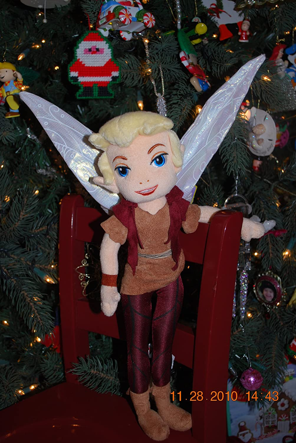 Disney Land Resort Disney Fairies Terence Plush Doll
