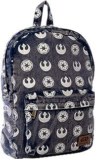 Star Wars Rebel/Empire Repeating Print Backpack Standard