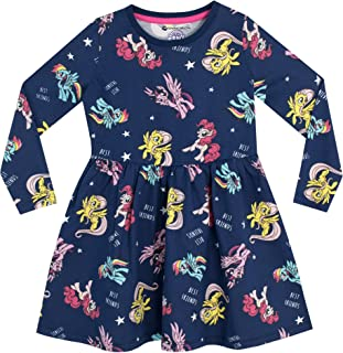 Girls' Unicorn Ponies Dress