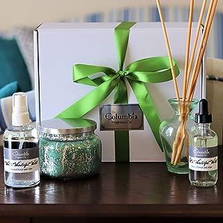 WALT'S WONDERFUL WORLD (Green Clover and Aloe) fragrance gift set