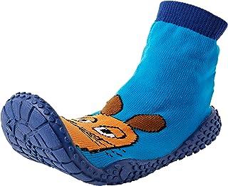 Playshoes Calcetines de Playa con Protección UV Die Maus, Zapatos de Agua Unisex niños