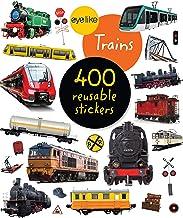 Eyelike Stickers: Trains