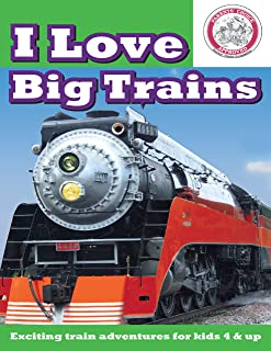 I Love Big Trains 1-3