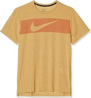 nike park vi t-shirt uomo oro