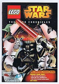Star Wars 40th Anniversary Blue Base Card #90 Lego Star Wars II is Released
