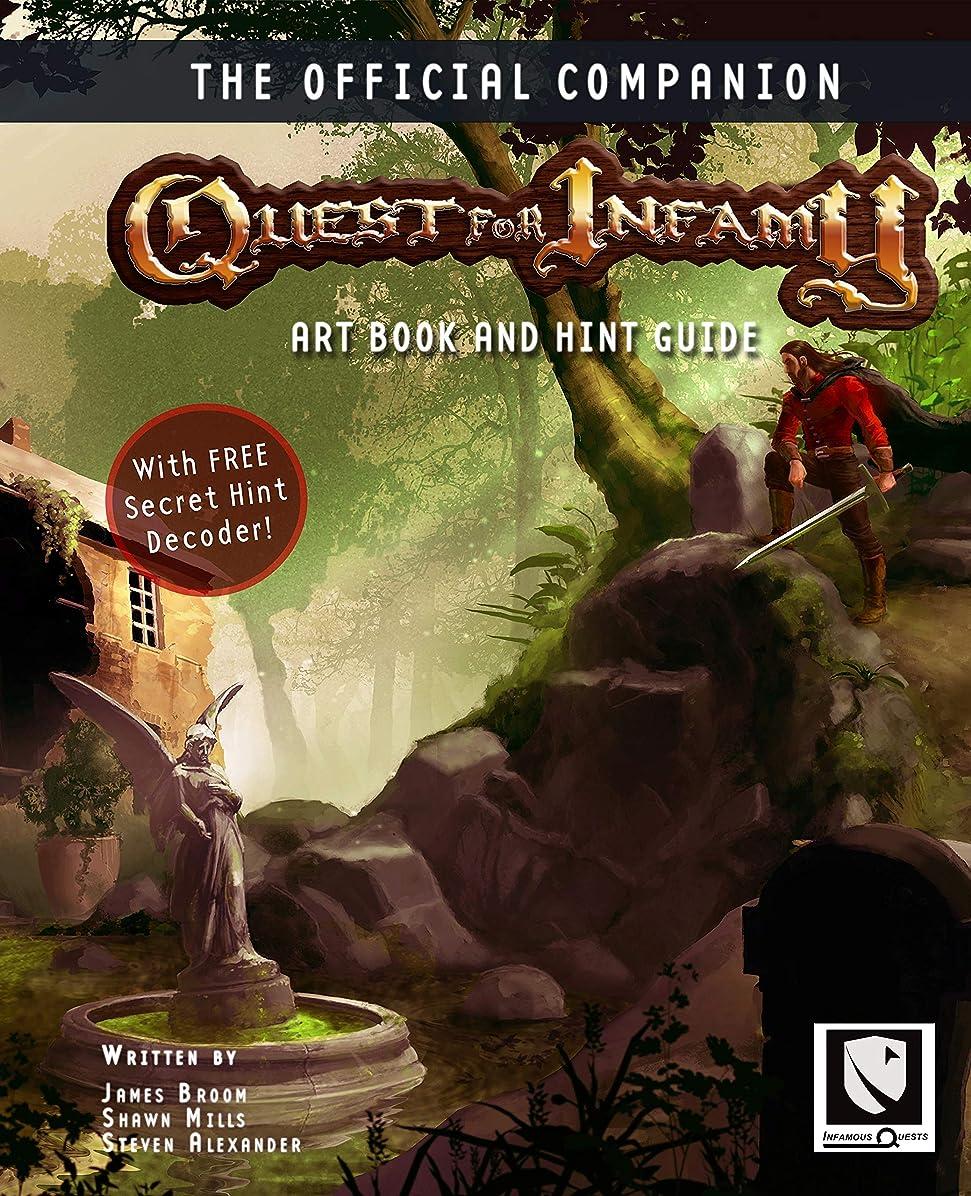 経験的ええ呼ぶThe Quest for Infamy Companion (English Edition)