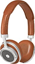 Master & Dynamic MW50 Noise-Isolating Wireless Headphones – Foldable, Over-Ear Headphones - Bluetooth Compatible with Mic