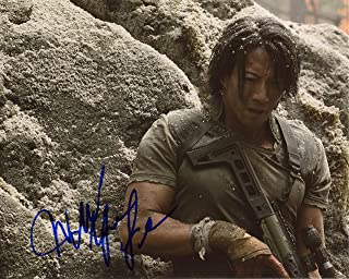 """Will Yun Lee""""Altered Carbon"""" AUTOGRAPH Signed 8x10 Photo"""