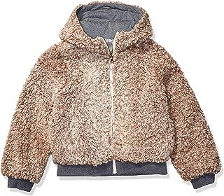Girls' Fashion Jacket Coat