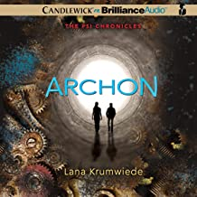 Archon: The Psi Chronicles, Book 2