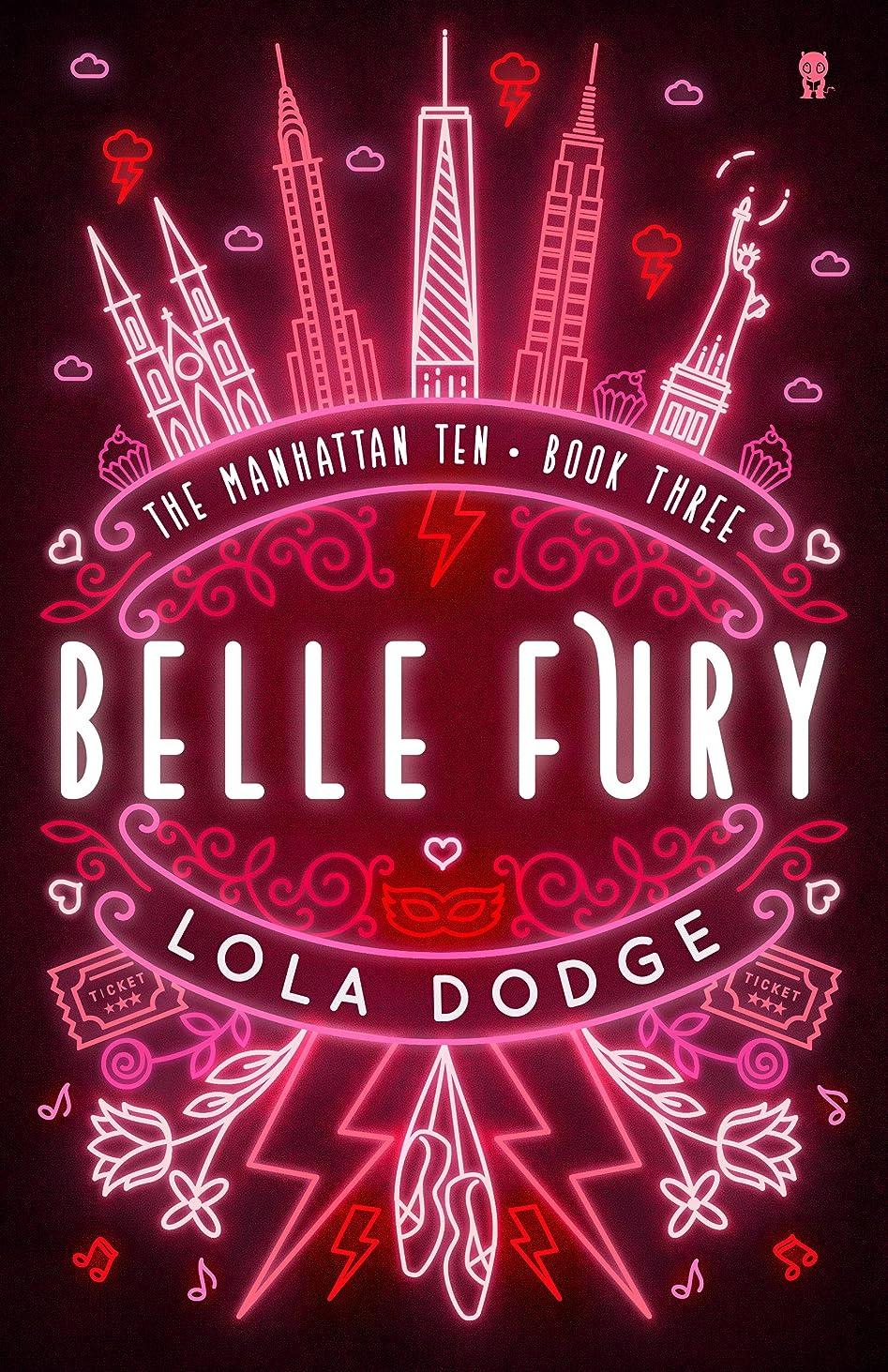 なぞらえる黒即席Belle Fury (The Manhattan Ten Series Book 3) (English Edition)