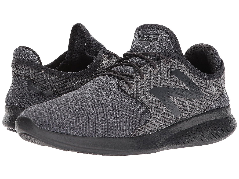 (ニューバランス) New Balance メンズランニングシューズ?スニーカー?靴 Coast v3 Castlerock/Phantom 12 (30cm) 4E - Extra Wide