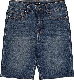 High-Rise Bermuda Shorts (Big Kids)