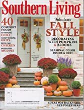 Southern Living October 2012 Fabulous Fall Style (40 Comfort Foods)