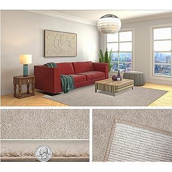 Amazon Com Koeckritz 8 X10 Caramel Cream Area Rug Carpet Furniture Decor