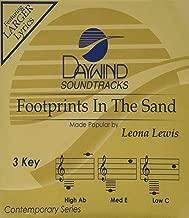 Footprints Accompaniment/Performance Track