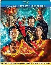 Spider-Man: Far from Home (Steelbook) (Blu-ray 3D + Blu-ray + Bonus Disc) (3-Disc)