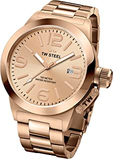 Canteen' Quartz Gold Watch(Model: CB402)