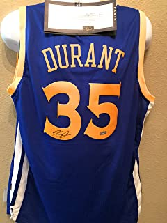 5e27aeea Kevin Durant Golden State Warriors Signed Autograph Swingman Jersey Panini  Authentic Certified